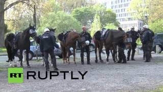 Germany: Police tighten security before Hamburg vs. Hannover derby