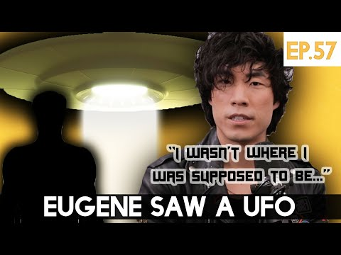 Eugene Tries UFO Hunting - The TryPod Ep. 57
