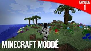 Grand retour ! | Minecraft Moddé S2 | Episode 01