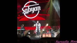 Anisa Sabyan cover Law Kana Bainanal Habib Live in Malaysia
