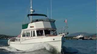 GRAND BANKS 42 CLASSIC YACHT