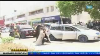 Mazoezi Ya Polisi Yaliyoshitua Watu Dodoma