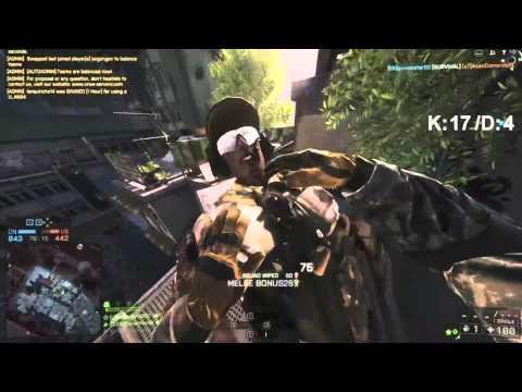 #Battlefield 4 -- Knife Server ONLY -- PC