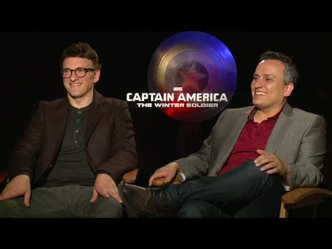 Anthony & Joe Russo on the creative choices behind The Falcon in 'Captain America 2'