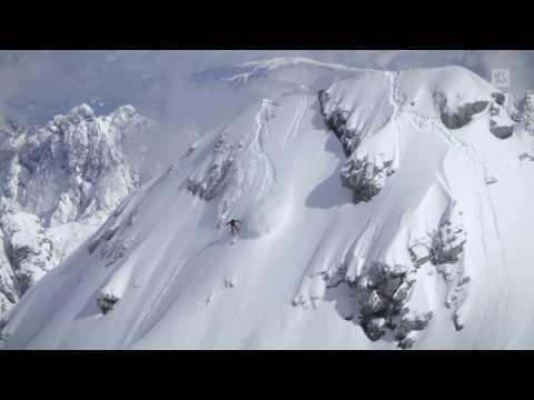 Volkl Snowboards Backcountry Freeriding Team Edit Italy 2016