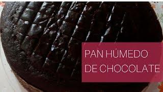 PASTEL DE CHOCOLATE HUMEDO FACIL / DIA DEL PADRE _vanessa y su dulce sabor