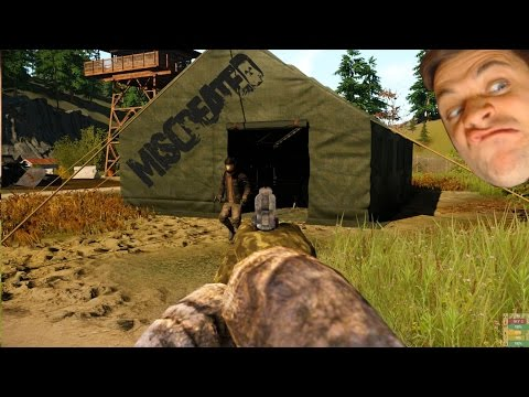 Mein Loot mein Auto mein Airfield ★ Let's Play MISCREATED Patch 30 #65
