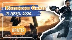 KOSTENLOS: Games die ihr im April 2020 geschenkt bekommt