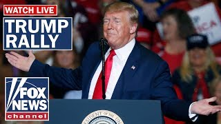 Trump holds 'Keep America Great' rally in Kentucky