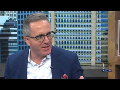 Tim Redmond | Featured on Channel 8 | Motivational Speaker
