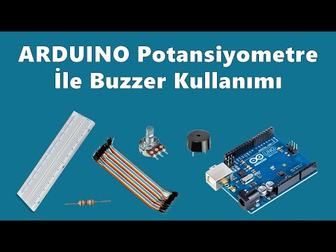 Using Buzzer with Arduino Potentiometer