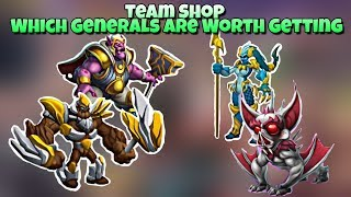 Monster Legends - Team Shop, Who is Worth Buying? - Terrible Disaster!