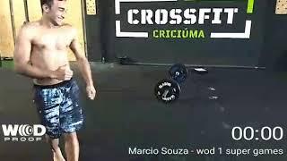 Baixar Márcio Souza/ wod1 Scale