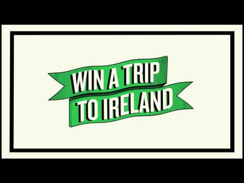 Guinness St. Patrick's Weekend 2017 - Win A Trip to Ireland