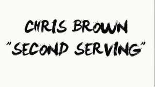 Watch Chris Brown Second Serving video
