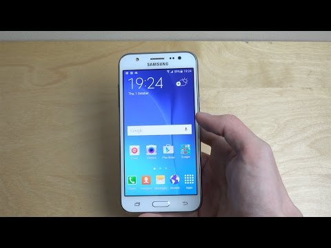 Samsung Galaxy J5 - Unboxing (4K)