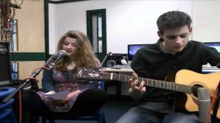 Skinny Love (Bon Iver cover) With Danielle Sharp