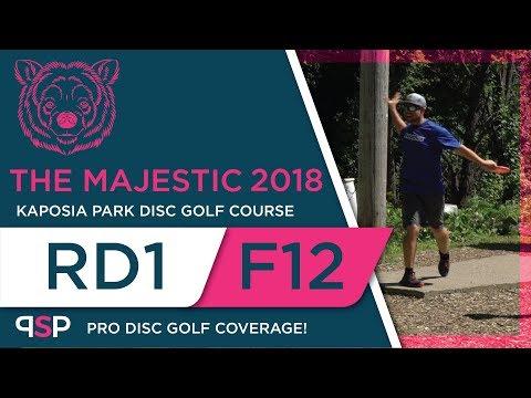 The Majestic 2018 - Round 1 Front 12 - Gurthie, Locke, Geisinger, Dissell, Harris