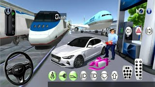 3D Driving Class #1 Gas Station Funny Driving!! Car Games - Android Gameplay