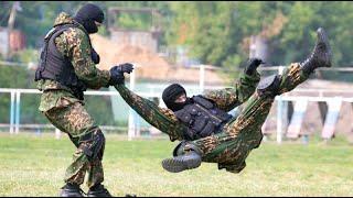видео: В какой стране Рукопашка Спецназа самая эффективная