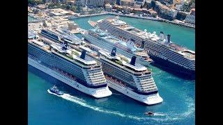 Kruvaziyer Turizmi Kuşadası 2017
