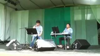 SROU XQ's live apbank fes '10 in Tsumagoi 7月16日 天竜川(Tenryu-riv...