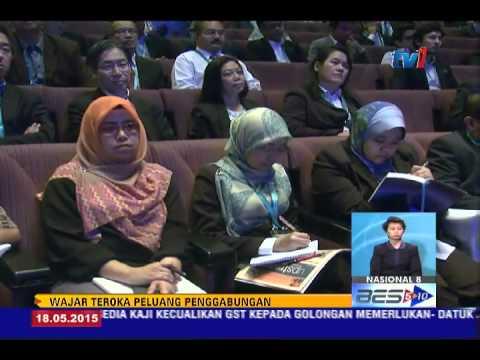 SYARIKAT MINYAK DAN GAS MALAYSIA WAJAR TEROKA PELUANG PENGGABUNGAN [18 MEI 2015]
