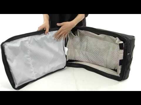 5ffa84b79a8 Dakine Womens Carry-On Roller 36L SKU  8251549 - YouTube