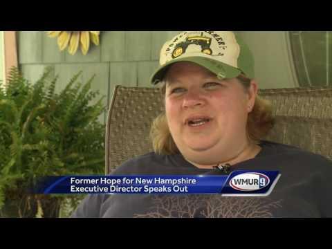 Former director of Hope for NH defends organization