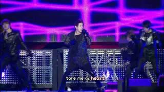 JYJ - Ayyy Girl [eng + karaoke sub]