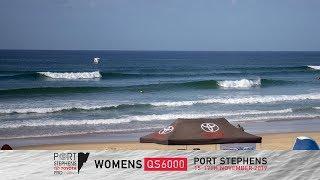 Port Stephens Toyota Pro - Day 2