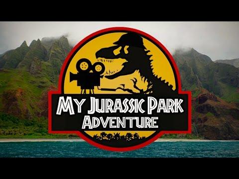 My Jurassic Park Adventure (Kauai, HI Film Locations)