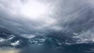sky waves and ocean waves