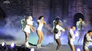 "Lady gaga ""bad romance"" live london sunday 9 september 2012 full hd"