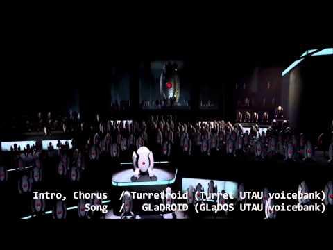Клип GLaDOS - Cara Mia