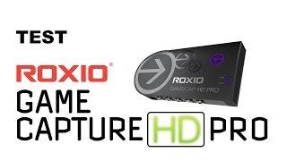 Roxio Game Capture HD Pro (1080p, 60fps)  - Test
