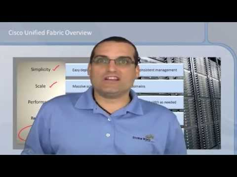 What is Cisco Unified Fabric?