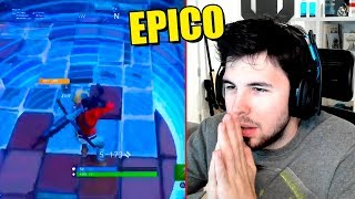 LA MAYOR PRECISIÓN DE FORTNITE! 100% CALCULADO! Reaccionando
