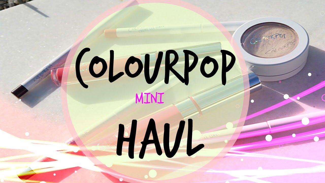 Colourpop coupon code kathleenlights