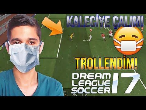 GRIP OLDUM CHALLENGE! 😷 Dream League Soccer 2017 Online