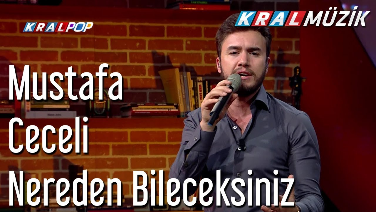 Mustafa Ceceli - Nereden Bileceksiniz (Mehmet'in Gezegeni)