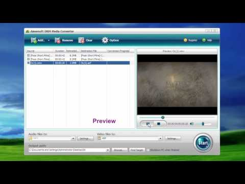 Aimersoft DRM Media Converter: Remove DRM from Media File on