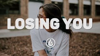 Renzyx & Over Jack - Losing You (feat. Jayce Cantor) [Lyrics Video]