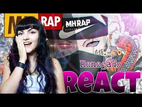 | REACT | RENEGADO (Naruto) Style Trap | Prod. Ihaksi | MHRAP