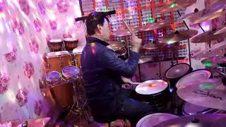 베이비복스  우연&killer 드럼