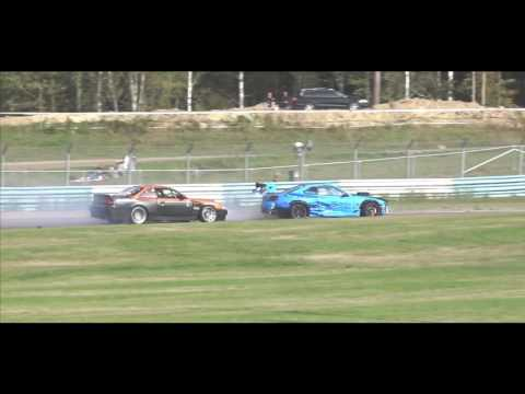 Scandinavian power drift mantorp 2016