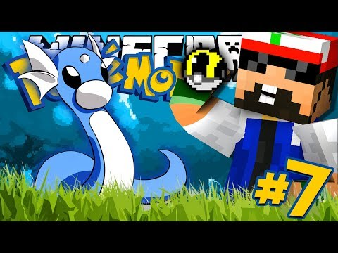 Minecraft: POKEMON!! #7 - ULTRA RARE POKEMON!! +Exploit