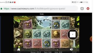 200E Vs Gonzo's Quest