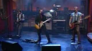Weezer - Keep Fishin on Letterman