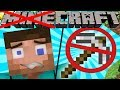 If You Couldn't Mine in Minecraft
